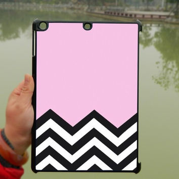 Pink Chevron Pattern iPad Case,Black White Chevron iPad mini Case,iPad Air Case,iPad 3 Case,iPad 4 Case,ipad case,ipad cover, ipad mini cover ipad air,iPad 2/3/4-181