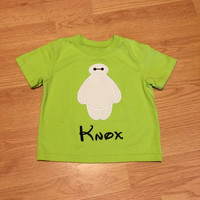 Baymax shirt or Onesuit