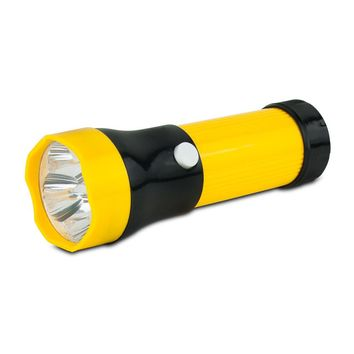 4 LED Flashlight, Super Bright Tactical Beam, Hunting, Work, Survival
