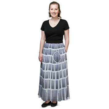 Death Star Maxi Skirt - Exclusive