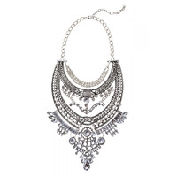 Galactic Statement Necklace