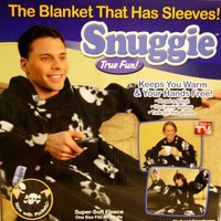 SNUGGIE Designer ~ SKULL and CROSSBONES