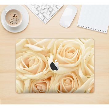 "The Subtle Roses Skin Kit for the 12"" Apple MacBook"