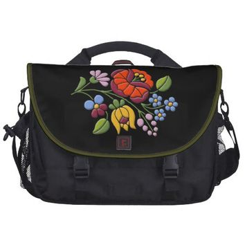 Kalocsa Embroidery - Hungarian Folk Art from Zazzle.com