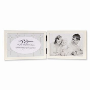 My Godparents Sentiment 6x4 Photo Frame - Perfect Grandparents Gift