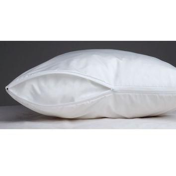 Supreme-Encased Pillow Protector-Helps Prevent Bed Bugs-Eliminates Dust Mites-5 Year W