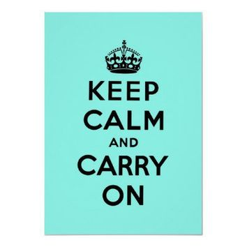 keep calm and carry on Original Posters from Zazzle.com