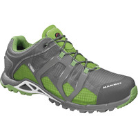 Mammut Comfort Low GTX Surround Hiking Shoe - Men's Grey/Artichoke, US
