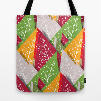 Oh Christmas Tree... Tote Bag by MadTee