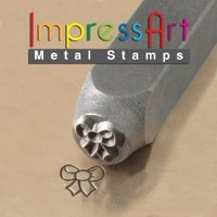 ImpressArt Design Stamps, 6mm, Ribbon