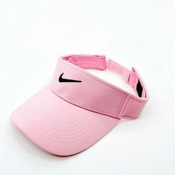 Nike Women Men Embroidery Sports Sun Hat Baseball Cap