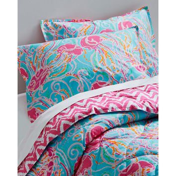 Lilly Pulitzer Resort Chic Comforter And From Garnet Hill