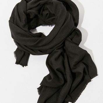Brushed Woven Blanket Scarf | Urban Outfitters