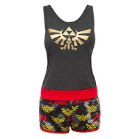 Zelda Tank and Shorts Set