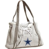 Dallas Cowboys Gray Hoodie Purse