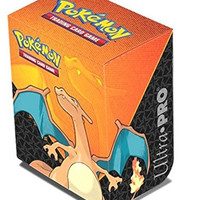 Ultra-Pro Charizard Deck Box for Pokemon Trading Cards