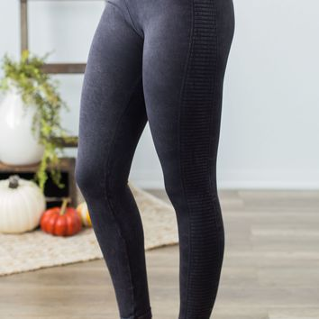 NikiBiki Ladder Leggings- 2 Options
