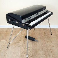 1976 Rhodes Stage 73 Mk I Vintage Electric Piano w/ Pedal & Legs, Hangtags