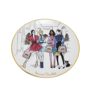 Runway Girls Ring Dish | Henri Bendel