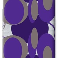 Purple Bubbles iPhone 6 Case