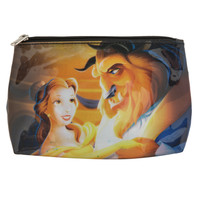 Disney Beauty And The Beast Cosmetic Bag