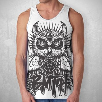 Bring Me The Horizon | Owl Tank Top