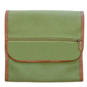 LMFYW3 Bellemonde BL156LG Lime Green Hanging Cosmetic Bag