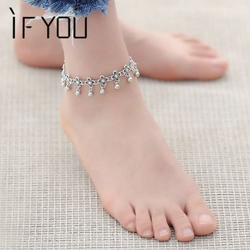 Vintage Ankle Bracelet Jewelry With Cute Jewelry Fashion Charms