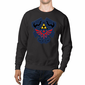 The Legend Of Zelda Shield Unisex Sweaters - 54R Sweater