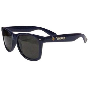 Minnesota Vikings NFL Beachfarers Sunglasses