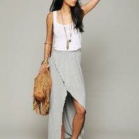 Free People Winnie Wrap Skirt