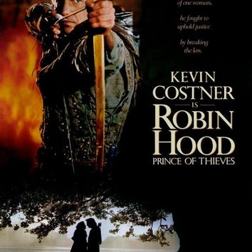 Robin Hood Prince of Thieves 27x40 Movie Poster (1991)