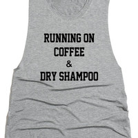 Coffee & Dry Shampoo Top