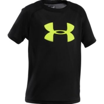 Under Armour Boys' Toddler Big Logo Solid Graphic T-Shirt - Dick's Sporting Goods