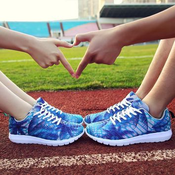 8 Colors Women's Super Light Running Shoes For Women Mesh Breathable Sport Shoes Springs Athletic Outdoor Sneakers Women Jogging