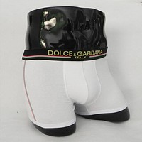 Dolce&Gabbana D&G Men Fashion Comfortable Underpant Brief Panty