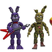 Funko Five Nights at Freddy's 4 Figure Pack(2 Set), 2""