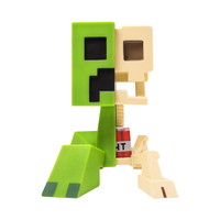 Minecraft Creeper Anatomy