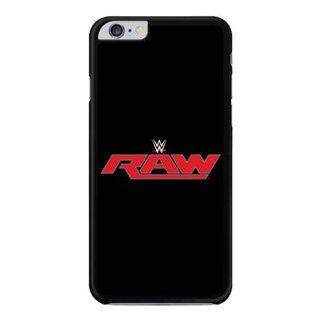 Wwe Raw Logo  iPhone 6 Plus / 6S Plus Case