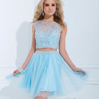 Homecoming Dresses - Tony Bowls Shorts TS11488 Short 2-Piece
