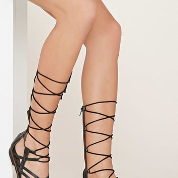 Mia Heritage Gladiator Sandals