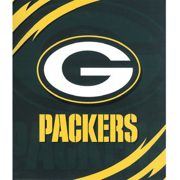 Greenbay Packers Queen NFL Blanket - Free Shipping in the Continental US!