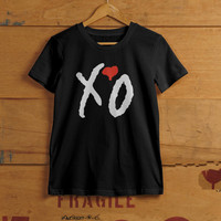 XO, Starboy Weekend T-Shirt, Starboy, Weeknd, T-Shirt, Starboy, Concert Tees, Unisex T Shirt, Tumblr Tshirt, Starboy Shirts, Starboy Tshirt
