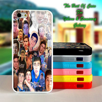 Nash Grier Magcon Boys Collage - iPhone 4/4s, iPhone 5s, iPhone 5c case.