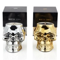 Morton Skull Candle  | Candles-home-fragrance | Accessories | Z Gallerie