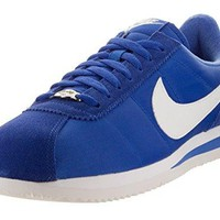 Nike Men's Cortez Basic Nylon Blue/White 819720-410
