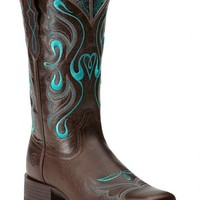 Ariat Whimsy Cowgirl Boots - Square Toe - Sheplers