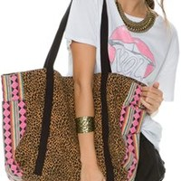 VOLCOM ABSOLUTELY SHORE TOTE