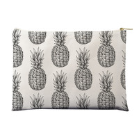 I Love Pineapple Pouch