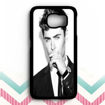 zac efron cool (2) Samsung Galaxy S6 Case
